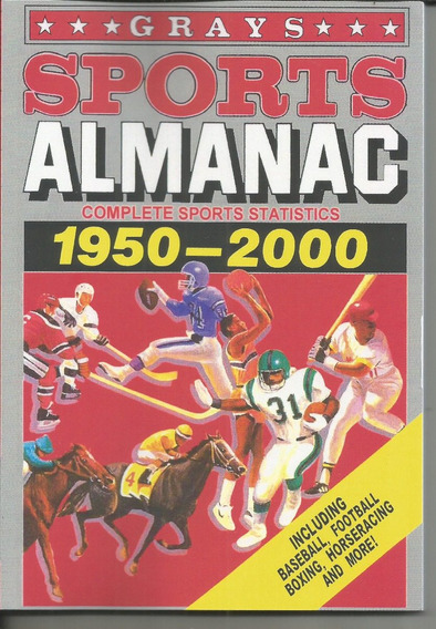 Grays Sports Almanac 1950-2000 Bttf - Bonellihq Cx23 C19