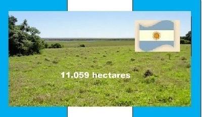 Fazenda Com 11.059 Hectares Em Corrientes - Argentina