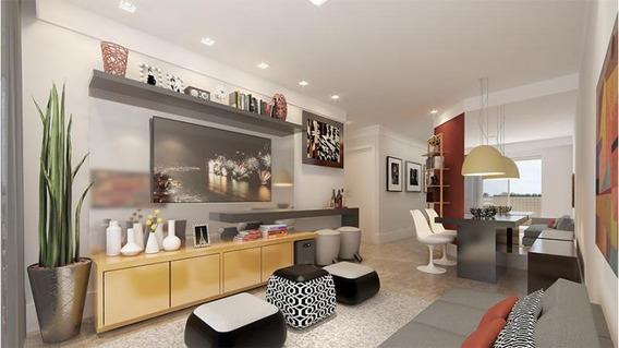 Apartamento Para Venda Em São Paulo, Vila Bertioga, 2 Dormitórios, 1 Suíte, 2 Banheiros, 1 Vaga - Caza Mooc_1-850046