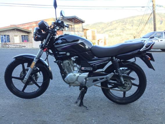 Yamaha Liberó 125 Negra