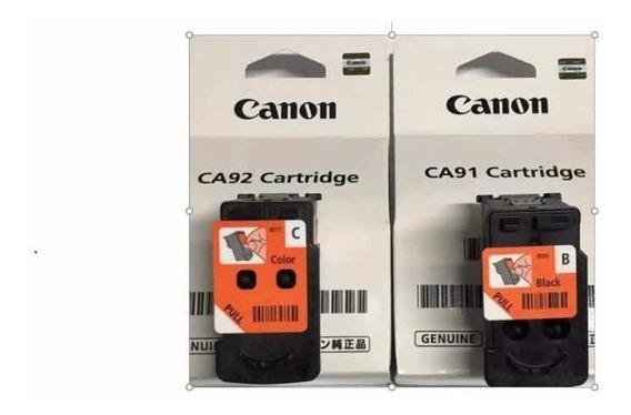 Kit 2 Cabeças Impressão Original Canon G3100 G3110 G3111