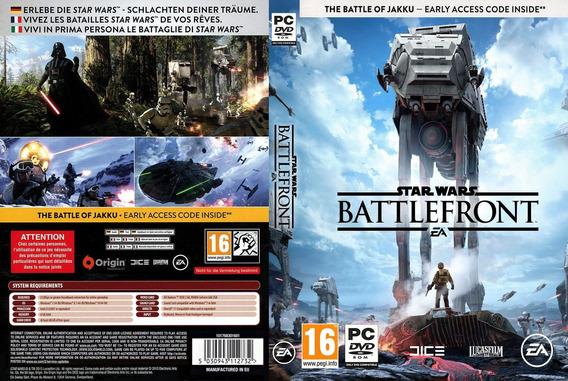 Star Wars Battlefront Pc Standard Cd-key Original | Origin|