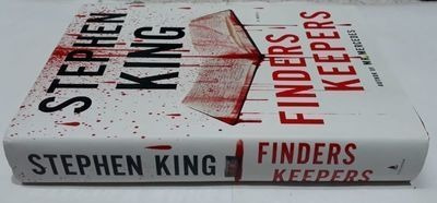 Livro Finders Keepers Stephen King