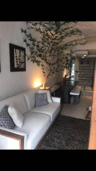 Sobrado Com 2 Dormitórios À Venda, 142 M² - Guarujá/sp - So0027