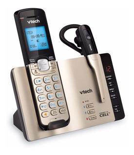 Vtech Telefone Sem Fio Headset + Bluetooth Prata