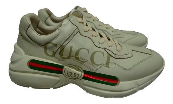 Tenis Sneakers Fila Gucci Rhyton Envío Gratis