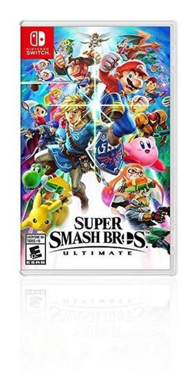 Jogo Game Infantil Super Smash Bros Ultimate - Nintendo