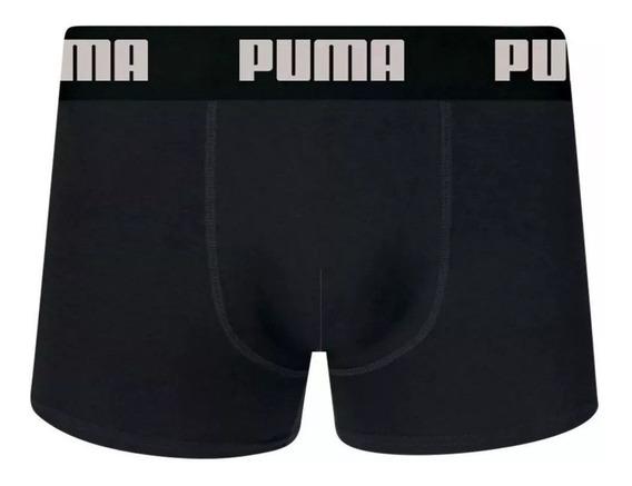 Kit 6 Cuecas Boxer Puma Cotton Original Melhor Preço +nf!!!