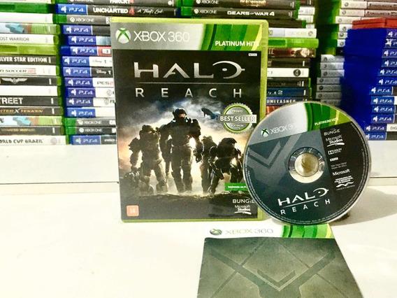 Halo Reach Original Emportuguês Para Xbox 360