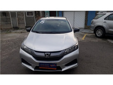Honda City 1.5 Dx 16v Flex 4p Manual