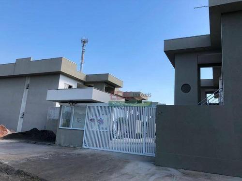 Imagem 1 de 12 de Casa Com 2 Dormitórios À Venda Por R$ 218.000,00 - Chácaras - Bertioga/sp - Ca5958