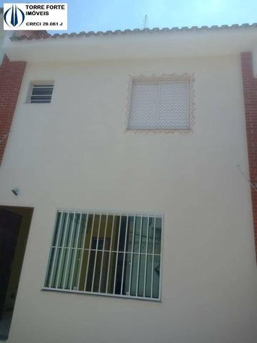 Casa Com 2 Dormitórios E 2 Vagas No Parque São Lucas - 2666