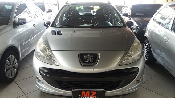 Peugeot 207 Sw 2010 Completa