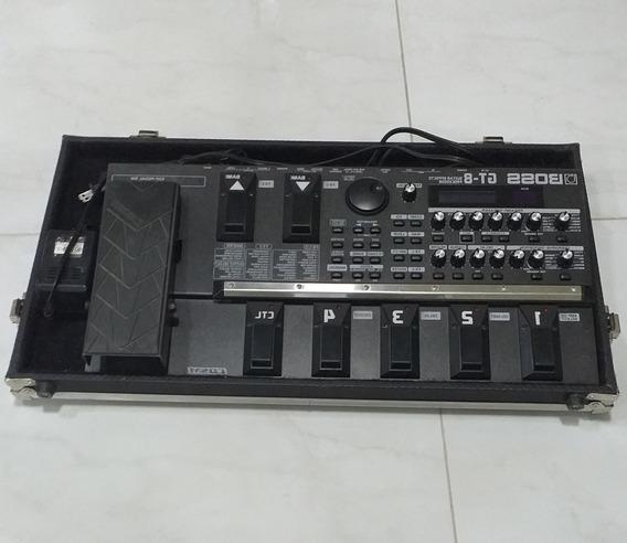 Guitarra Ibanez E Bag + Pedaleira Boss Gt-8 E Case