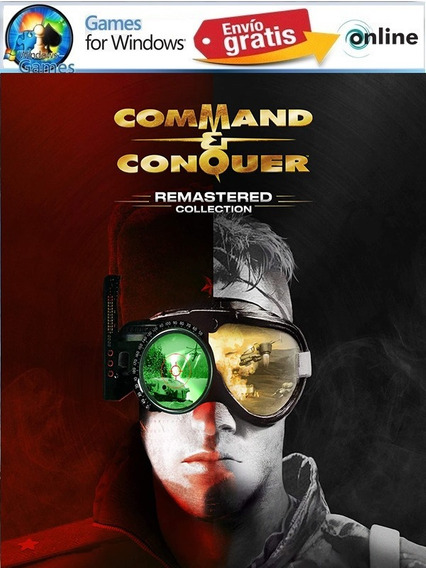 Command And Conquer Remastered Collection Pc