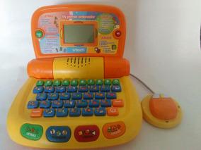 Laptop Para Niños Vtech, Como Nueva!
