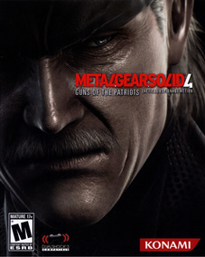 Metal Gear Solid 4 Guns Of The Patriots Ps3 Psn Play3