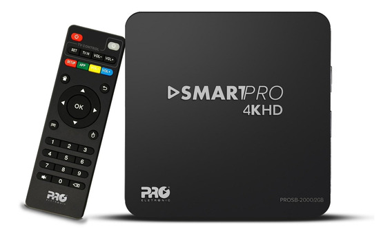Smart Tv Box Android 2gb Proeletronic