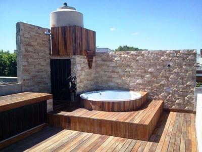 Ph 3 Ambientes Moderno Con Terrazas Propias