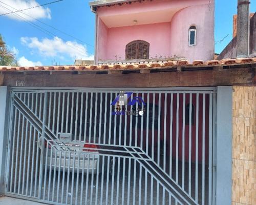 Imagem 1 de 16 de Casa A Venda Em Itapevi Com 3 Dorms E 2 Vagas De Garagem - Ca00787 - 69328160
