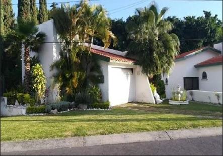 Hermosa Casa De 5 Recamaras En Lomas De Cocoyoc, Cuautla