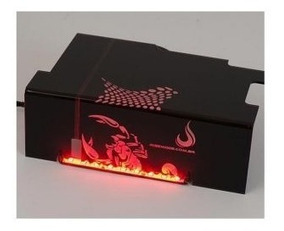 Cover Psu Rise Hardstore Red Led
