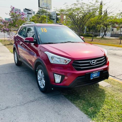 Imagen 1 de 14 de Hyundai Creta 1.6 Gls Mt 2018