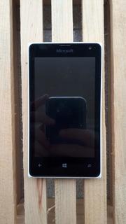 Celular Microsoft Lumia 435 Dual Chip Branco 8 Gb Com Tv