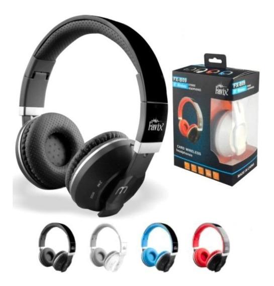 Kit 5 Unid. Headfone Bluetooth 2.1 Sem Fio Estéreo Wireless