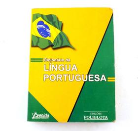 Livro Didático Dicionário Língua Portuguesa B4023