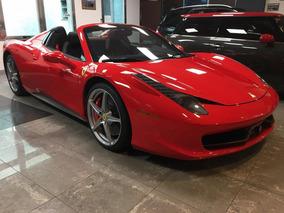 Ferrari 458 Spider 4.5 Spider