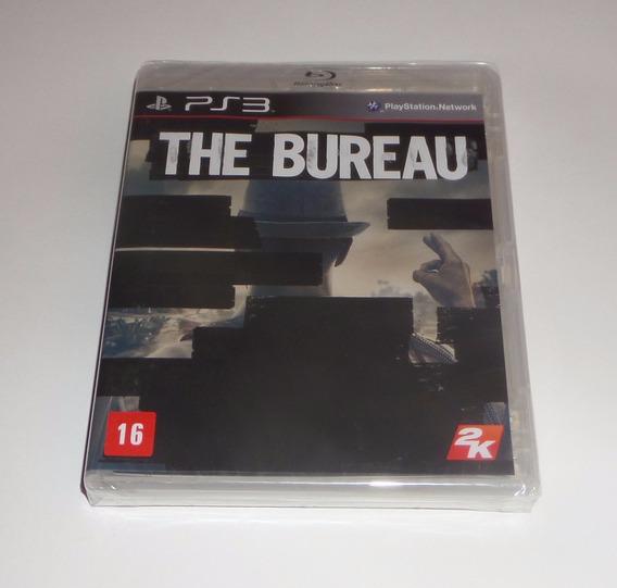 The Bureau: Xcom Declassified Original Lacrado Ps3