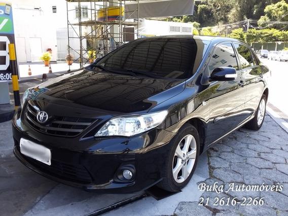 Toyota Corolla 2.0 16v Xei Flex Aut. 4p 2013 Câmbio Borb.