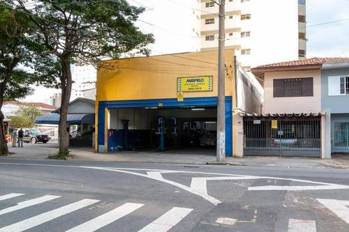 Galpão 260m²  - Vila Nova Conceição - Ga0144