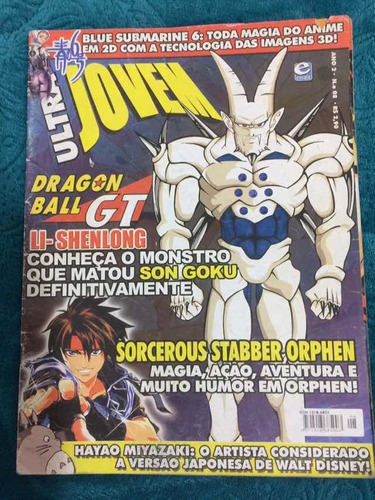 Imagem 1 de 1 de Revista Ultra Jovem 08