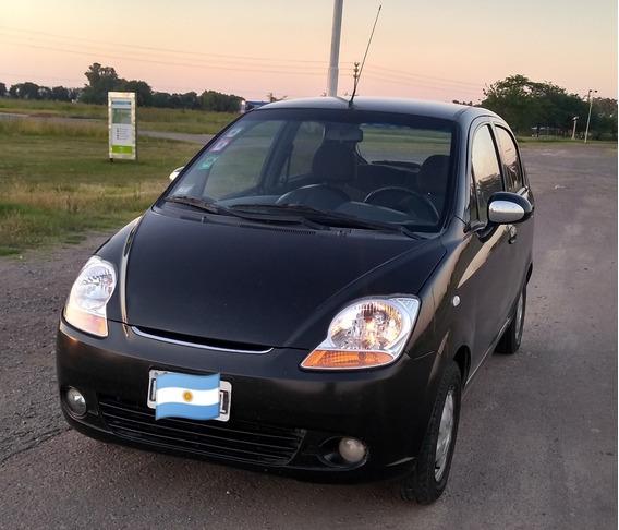 Chevrolet Spark 2009 Nafta Y Gnc