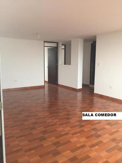 Alquiler De Departamento 03 Dormitorios San Luis