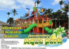 Nuestra Empresa Diseña Y Contruye Juegos Acuaticos Balneario