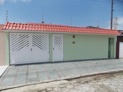 Casa Térrea Para Locação Temporada Em Peruíbe