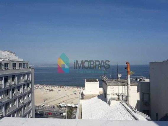 Triplex Com Vista Total Praia De Copacabana - Cpco60001