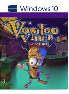 Voodoo Vince Remastered / Pc /