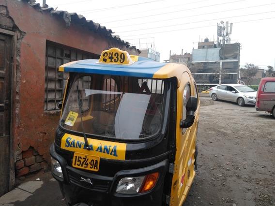 Vendo Mototaxi Tvs De Uso Bien Conservado