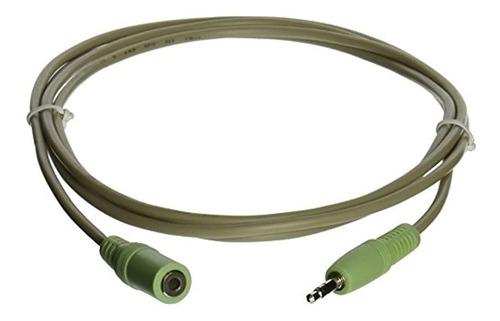 Imagen 1 de 1 de C2g 27408 Cable De Extension De Audio Estereo M / F De 3,5