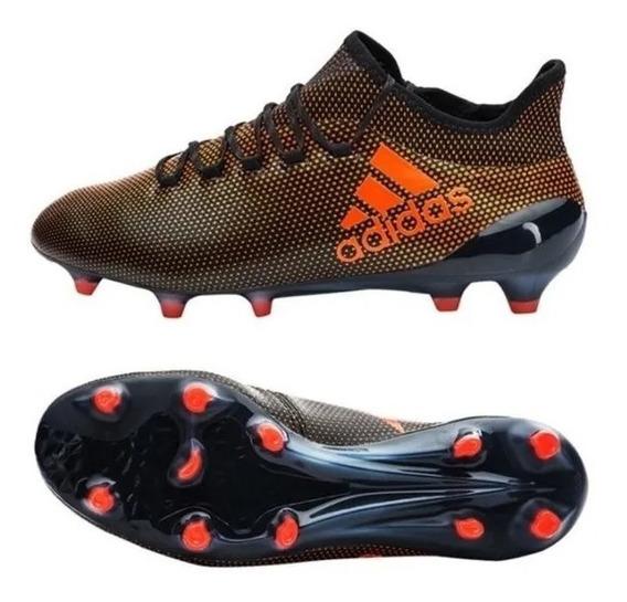 Tenis Tacos Futbol X 17.1 Fg adidas S82288
