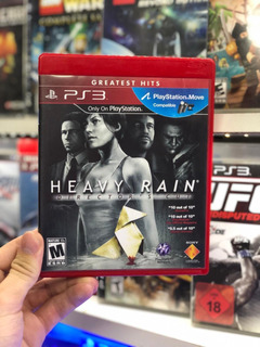 Heavy Rain Greatest Hits Ps3 Fisico