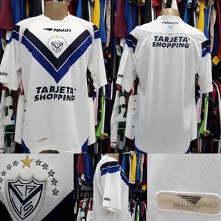 Camisa Velez Sarsfield - Penalty - G - 2009 - S/nº