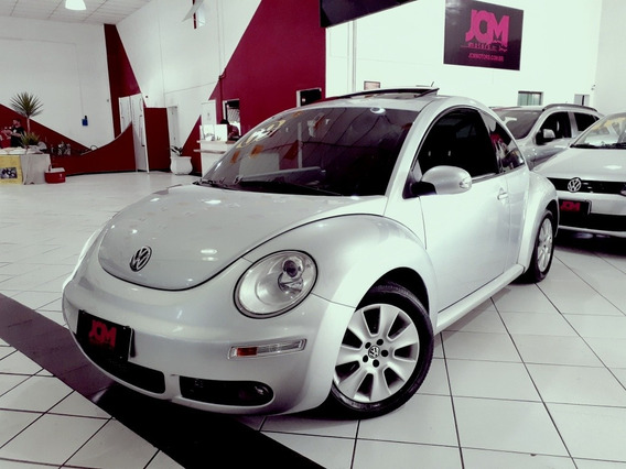 Volkswagen New Beetle 2.0 3p Automática 2009