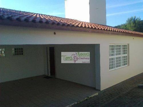 Imagem 1 de 2 de Casa  Residencial À Venda, Jardim Panorama, Vinhedo. - Ca0040