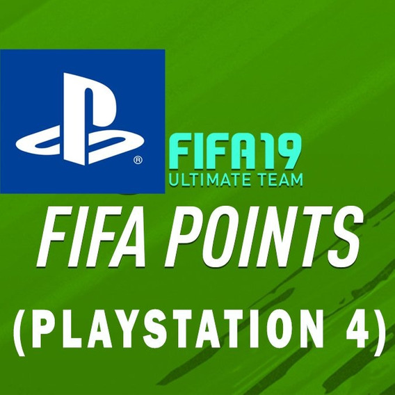 Fifa 19 Points 60.000 Ps4