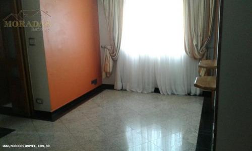 Cobertura Para Venda Em São Paulo, Vila Das Belezas, 3 Dormitórios, 1 Suíte, 2 Banheiros, 1 Vaga - 1789_1-1000288